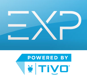 EXP powered by TiVo