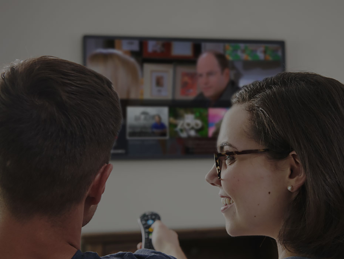 Never miss a moment with EXP's DVR functionality.