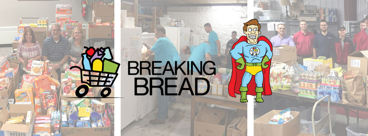 Armstrong's Breaking Bread