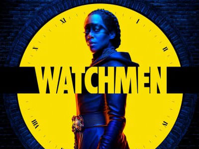 Watchmen on HBO