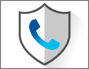 Privacy Defender shield icon