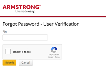 verify your account pin number