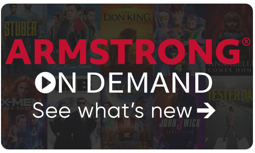What's new on Armstrong On Demand
