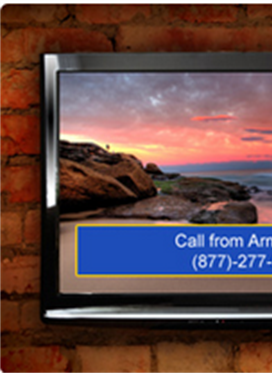 Caller ID: Visible on YOUR TV