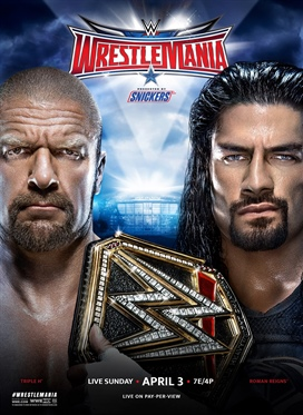 WWE: WrestleMania 32 - live on Pay-Per-View