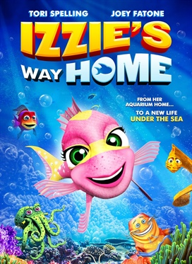 Izzie's Way Home now On Demand