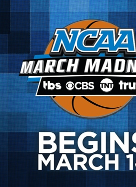 NCAA® March Madness is March 14 - April 3!
