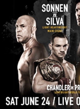 Bellator NYC on Pay-Per-View
