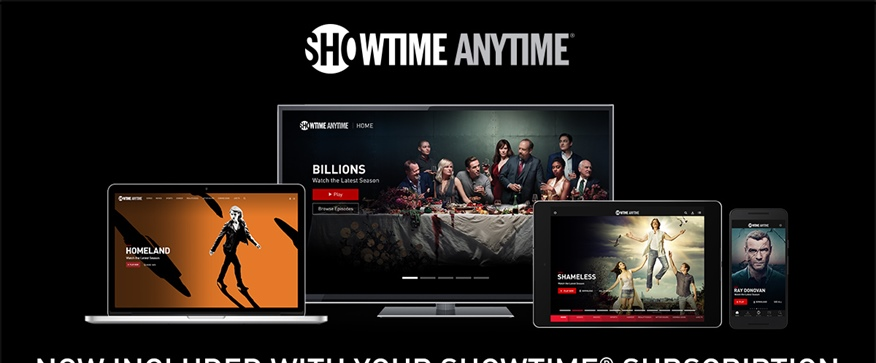 Armstrong Launches SHOWTIME ANYTIME
