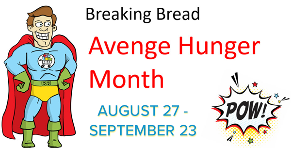 Avenge Hunger Month