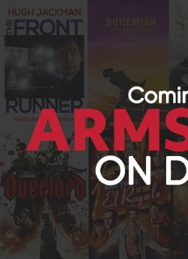 Coming to Armstrong On Demand in February!
