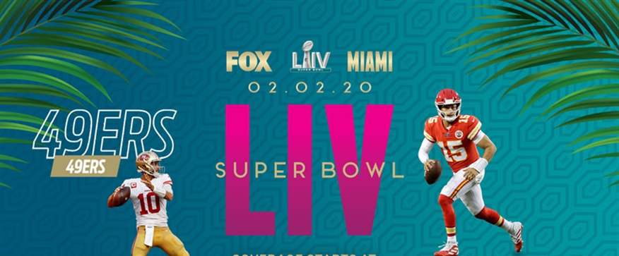 Super Bowl LIV will be available in 4K!
