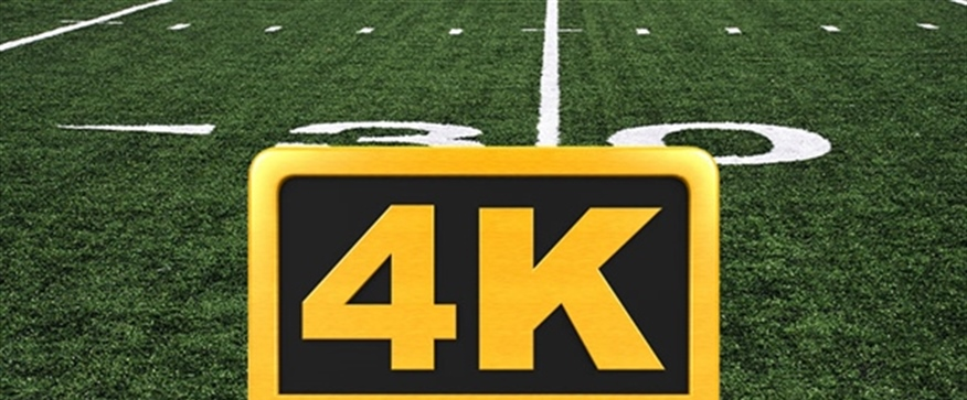 Watch College Football Games in 4K!